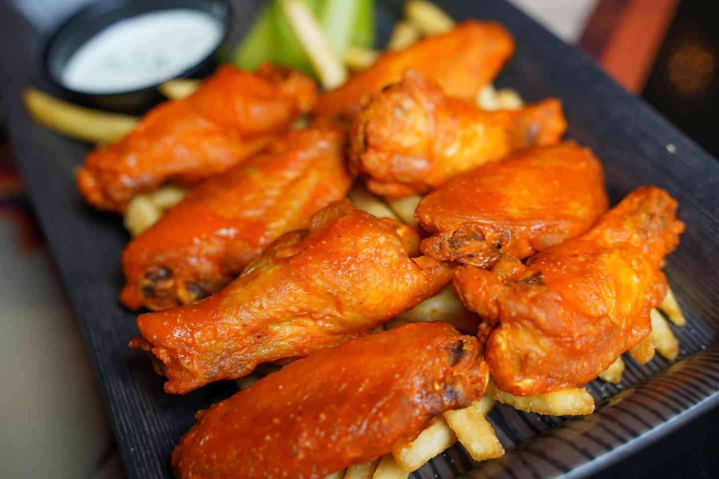 Party Size Jumbo Wings