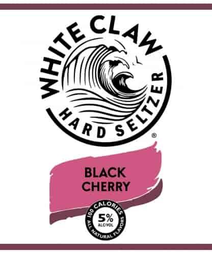 White Claw : Black Cherry