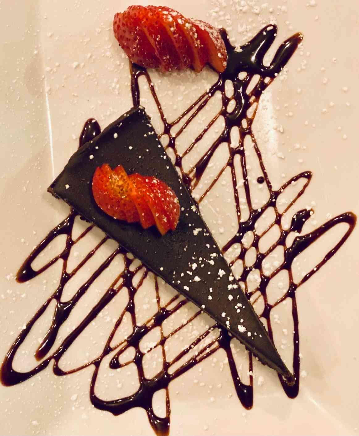 GF Chocolate Torte