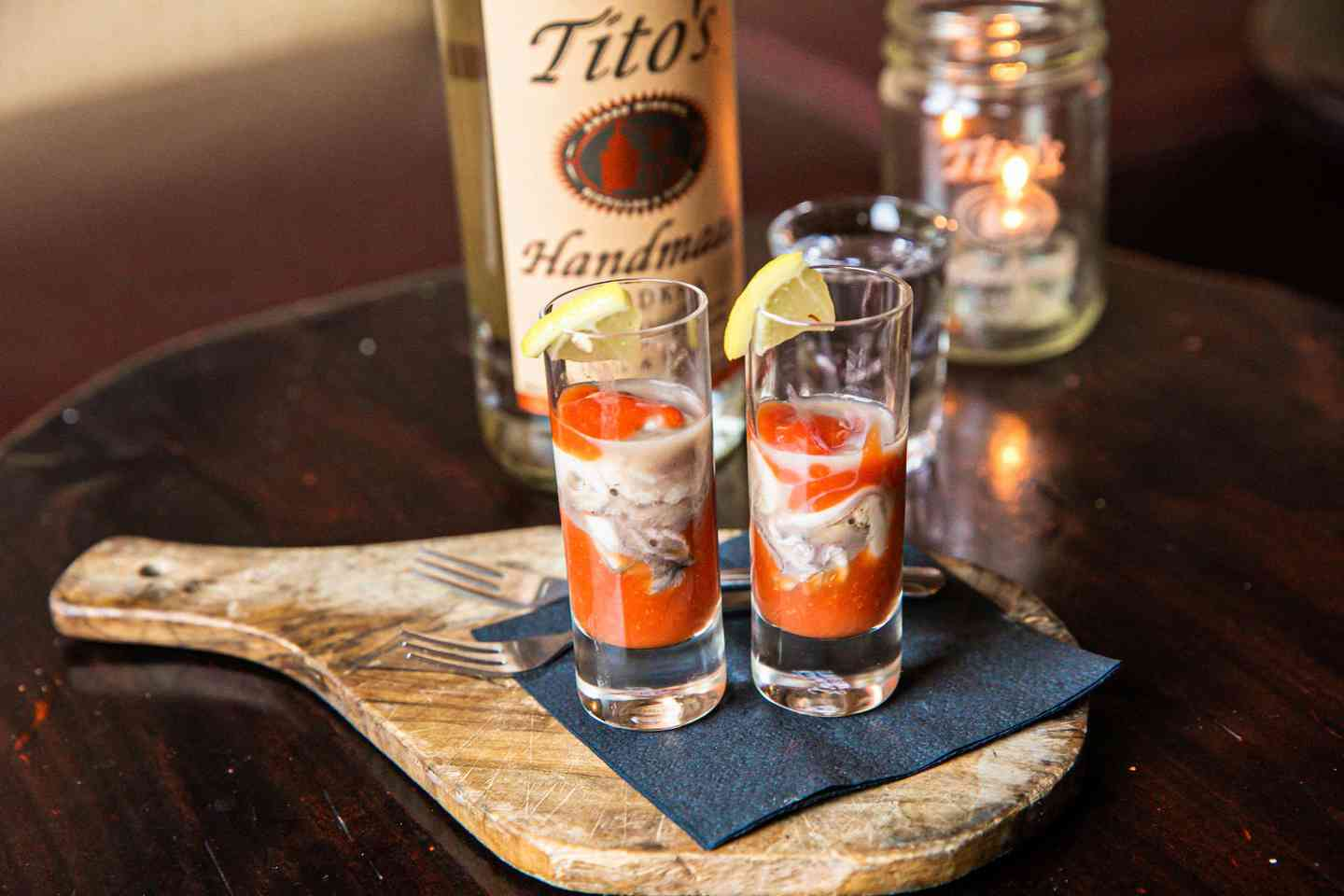 Oyster Shooters*