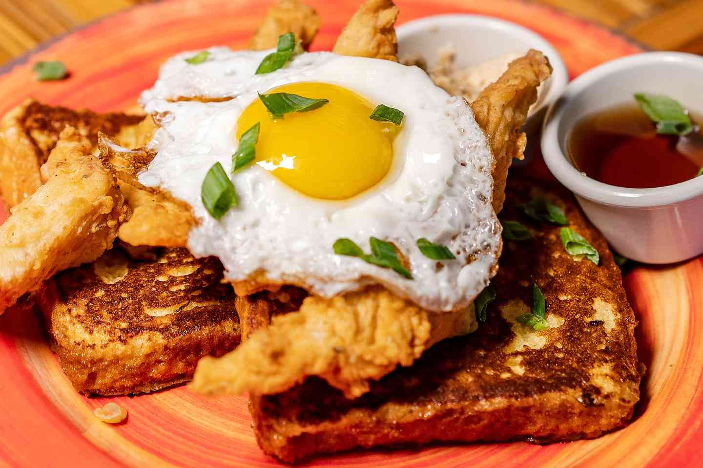 Chicken and French Toast