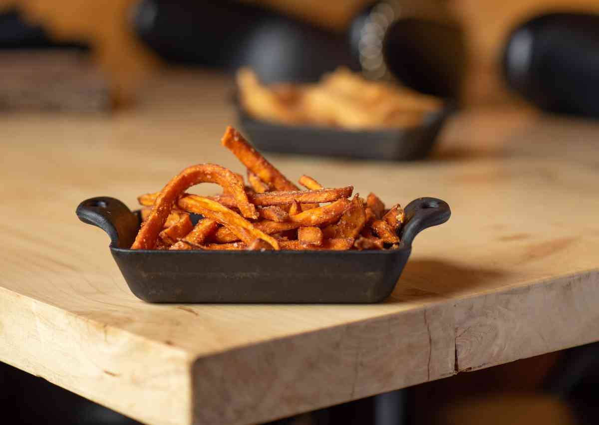 Cumin & Sea Salt Sweet Potato Fries
