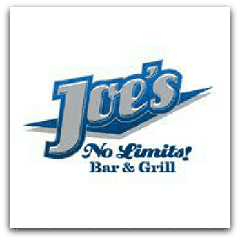 Joe's No Limits! Bar & Grill Logo