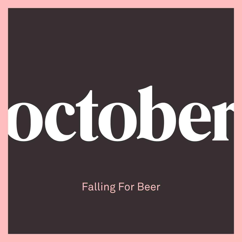 October beer magazine logo