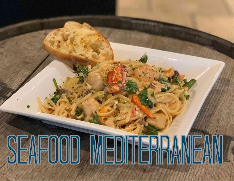 Seafood Mediterranean