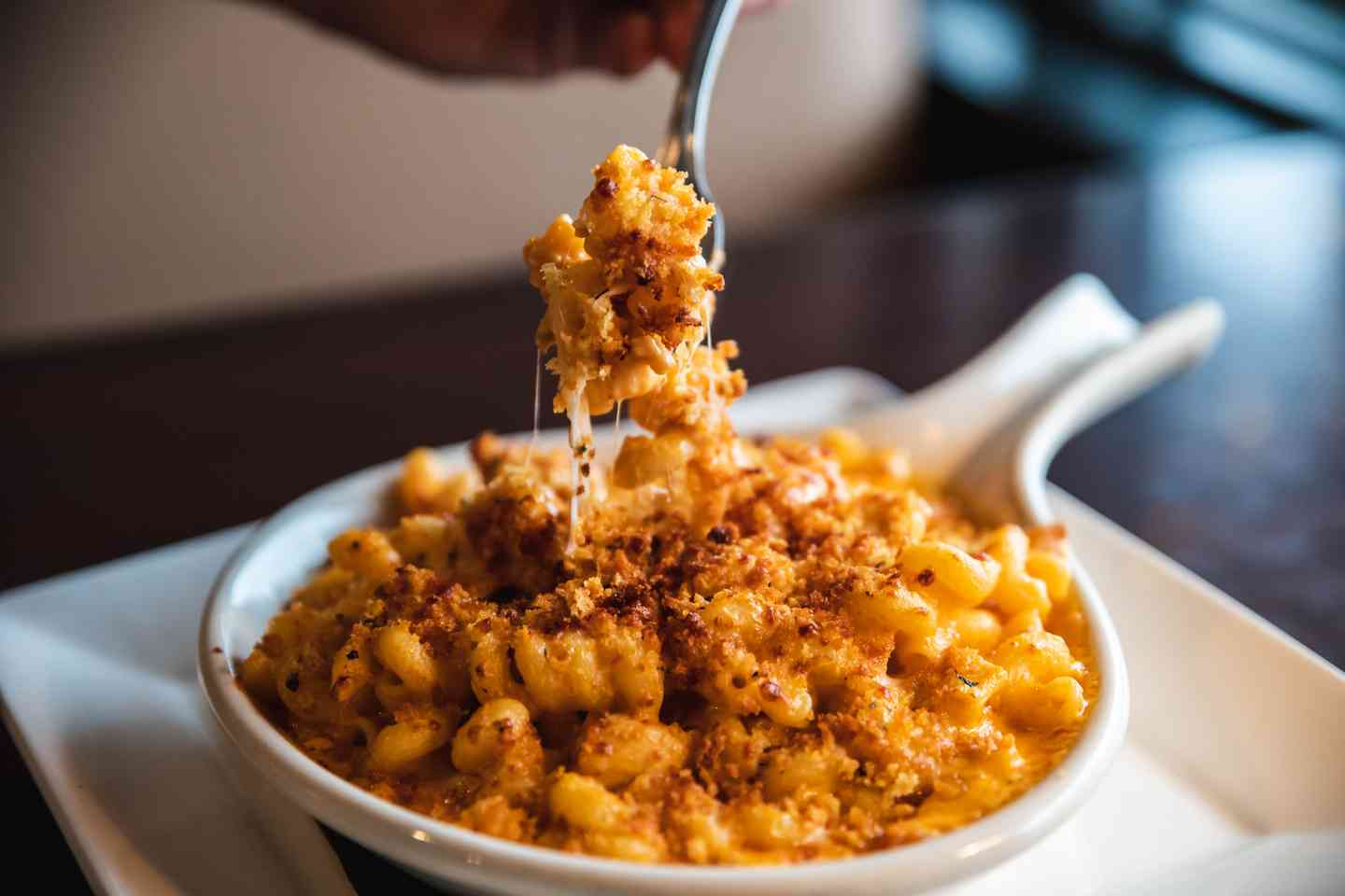 Buffalo Chicken Mac
