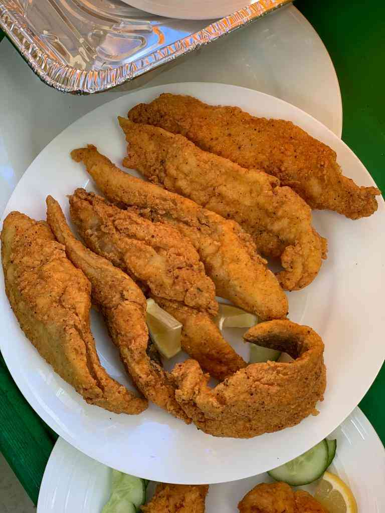 10 Pieces of Fish