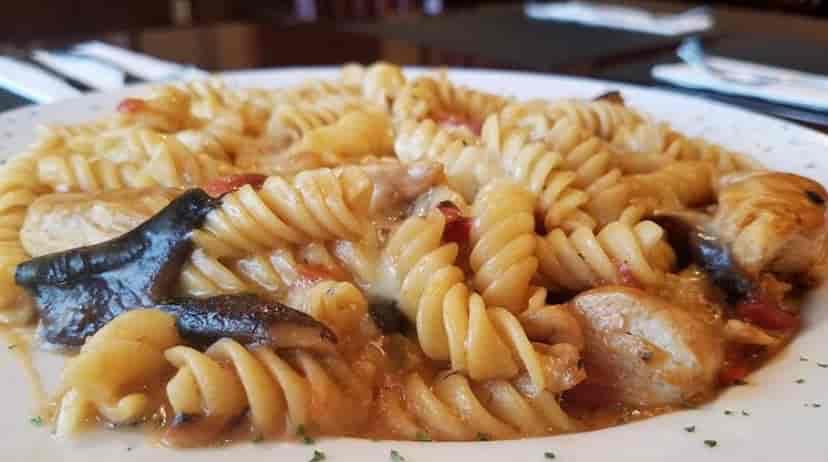 Chicken Portabello