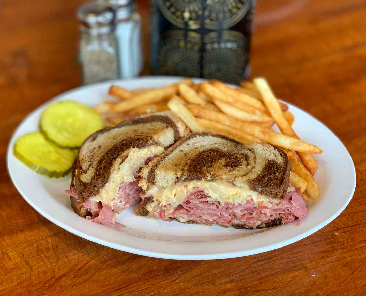 Traditional Reuben