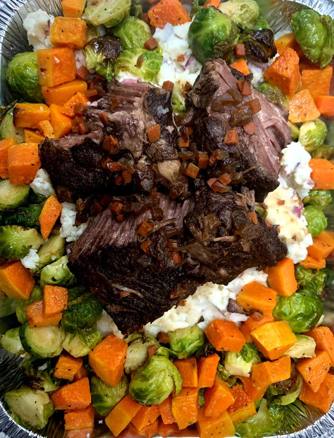 Braised Short Ribs Family Meal