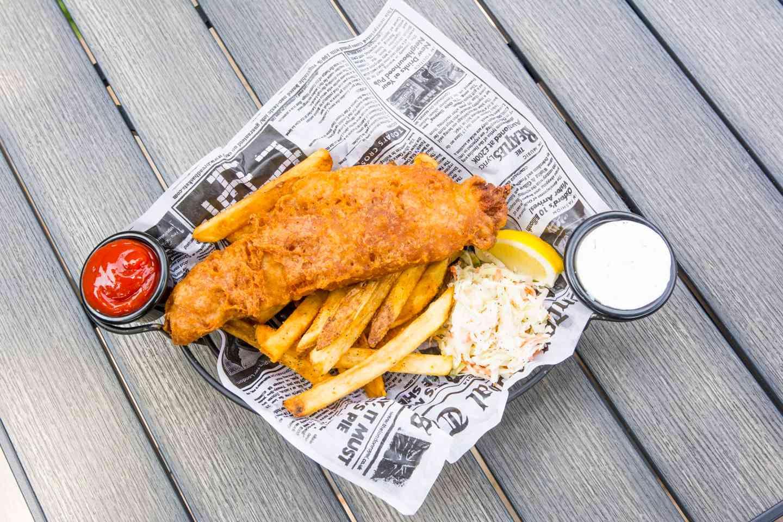 English Fish 'N Chips*