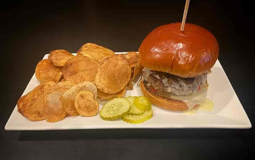 Weekly Burger Special~Chorizo Burger