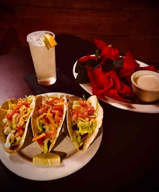 Tuesday~Tacos and Tequila (Dine in only)