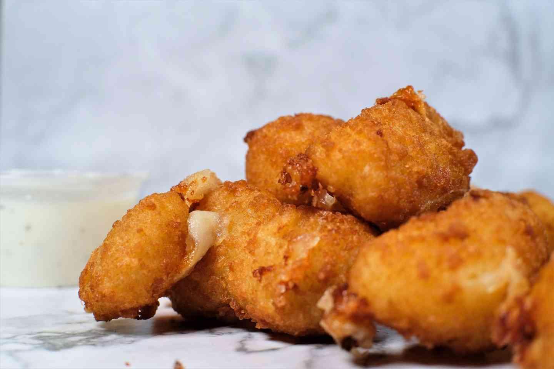 Wisconsin Cheese Bites