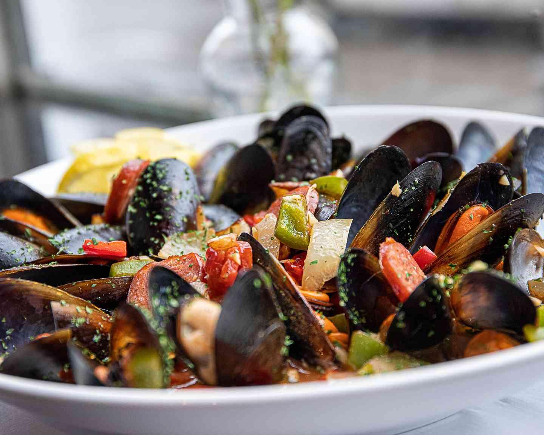 Portuguese Mussels