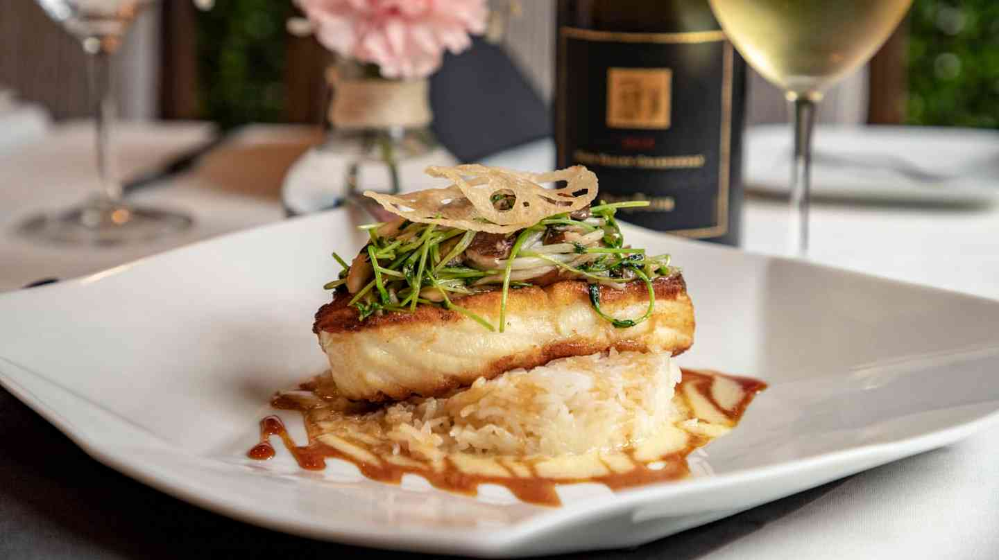 MISO MARINATED CHILEAN SEA BASS