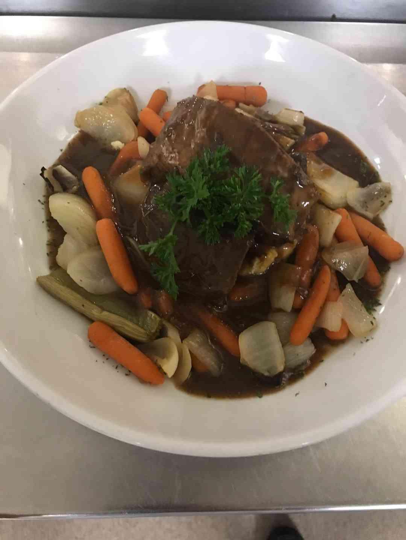 Guinness Pot Roast