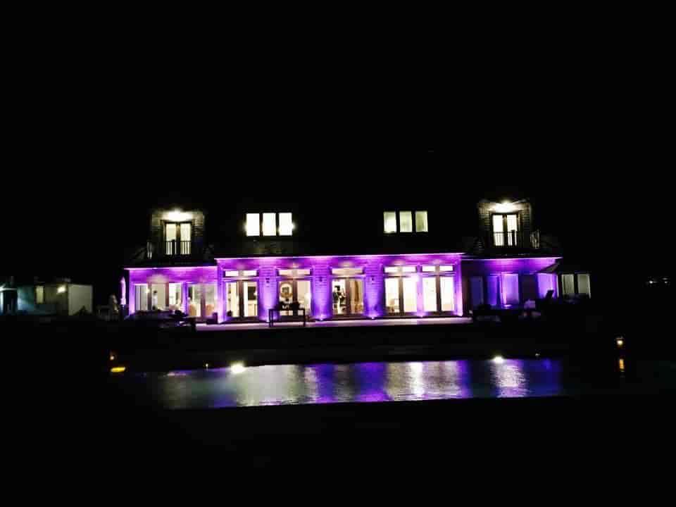Nantucket mansion wedding