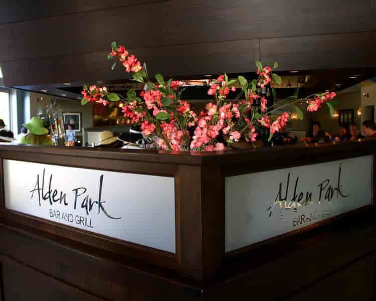 flowers at alden park
