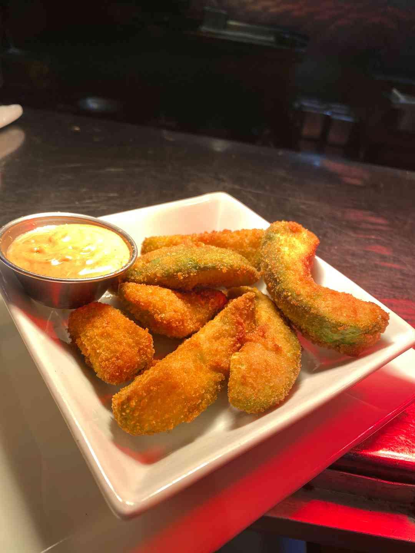 Fried Avacado Slices ^*