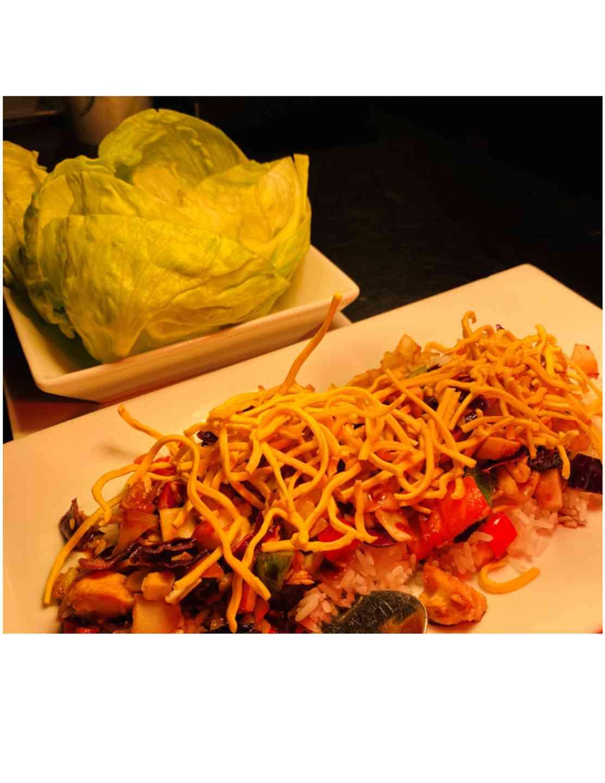 Lettuce Wraps *^