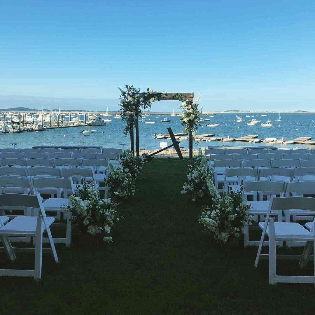 yacht club ceremony