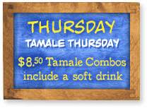 Tamale Thursday