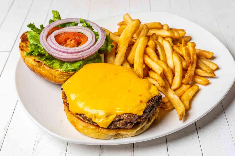 Classic Tavern Burger