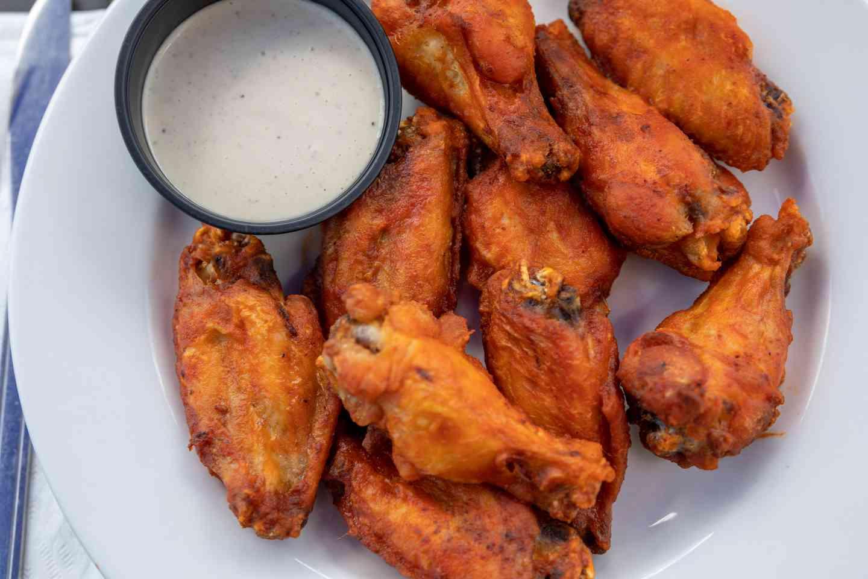 Smoked Bone-In Chicken Wings