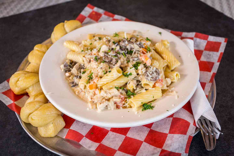 Chicken Margherita Pasta