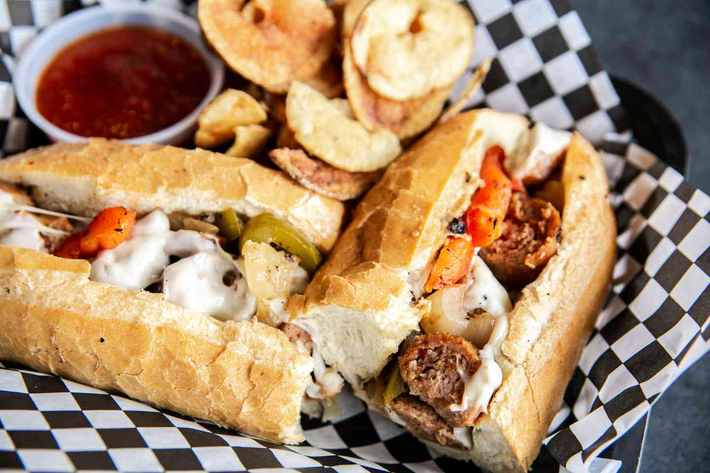 Sausage Philly
