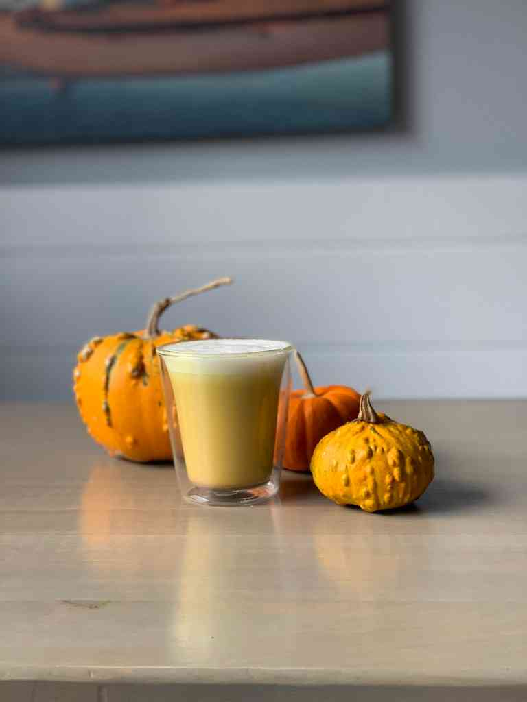 Soak Up The Sun - Turmeric Latte