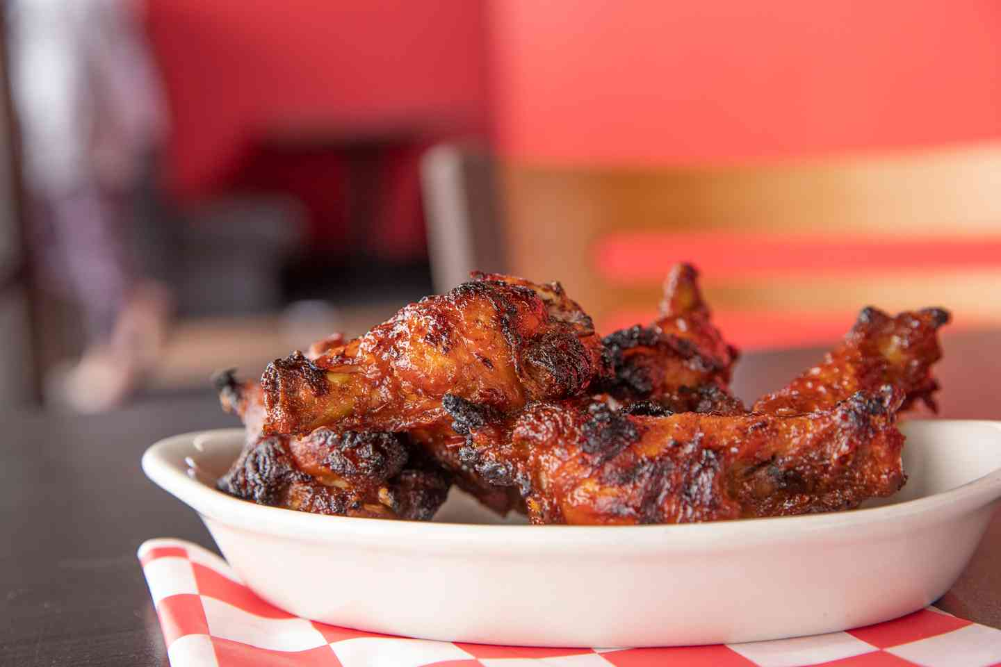 sweet chili wings