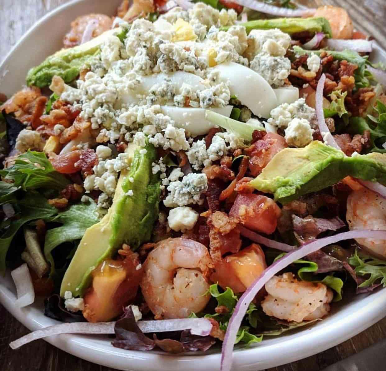 Flatlands Signature Shrimp Salad