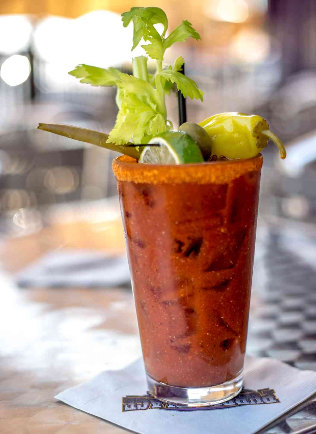 The Purp's Bloody Mary