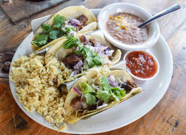 Fajita Street Tacos*