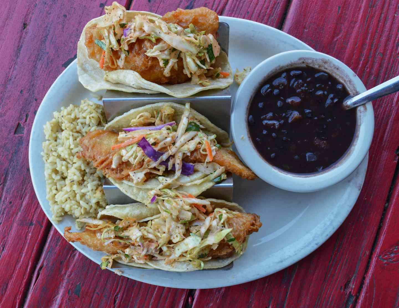 Fish Tacos*