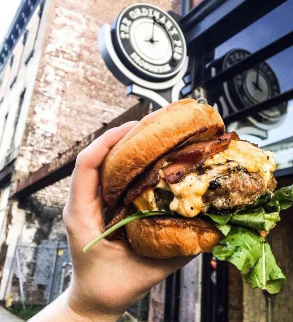 Savannah Burger*