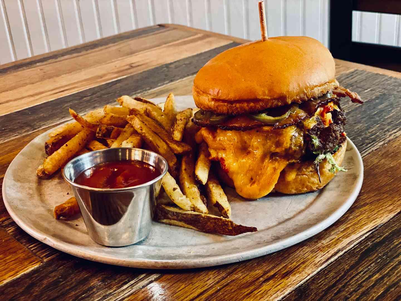 Savannah Burger