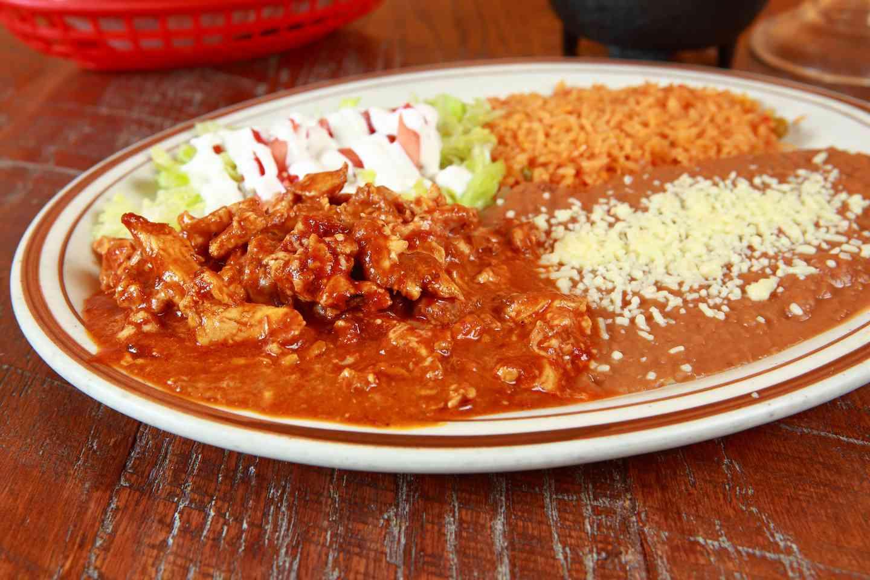 Pollo Ranchero