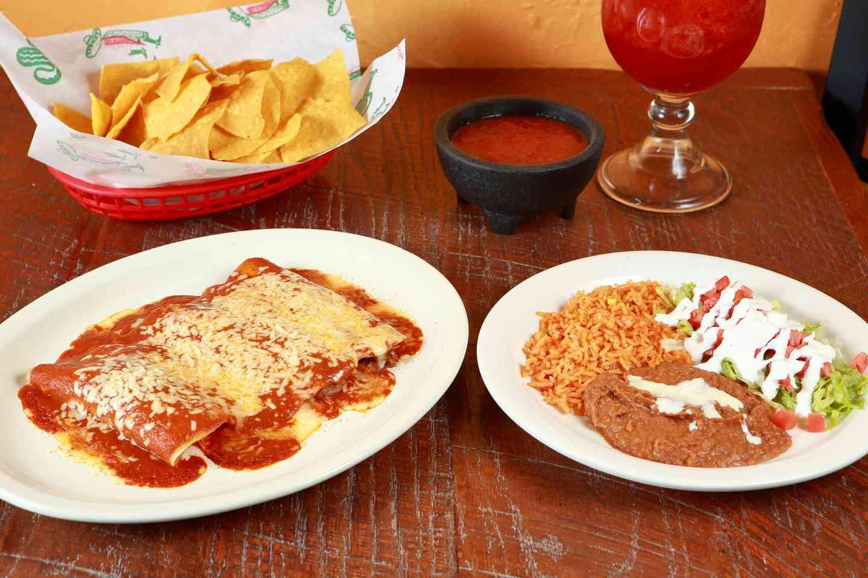Enchiladas Supremas