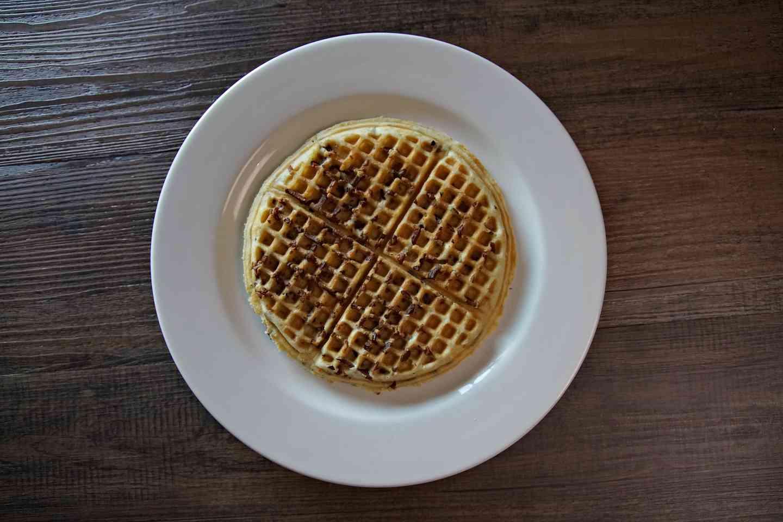 Bacon Waffle