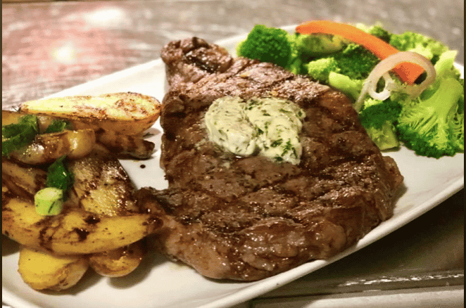 12oz Rib Eye Steak