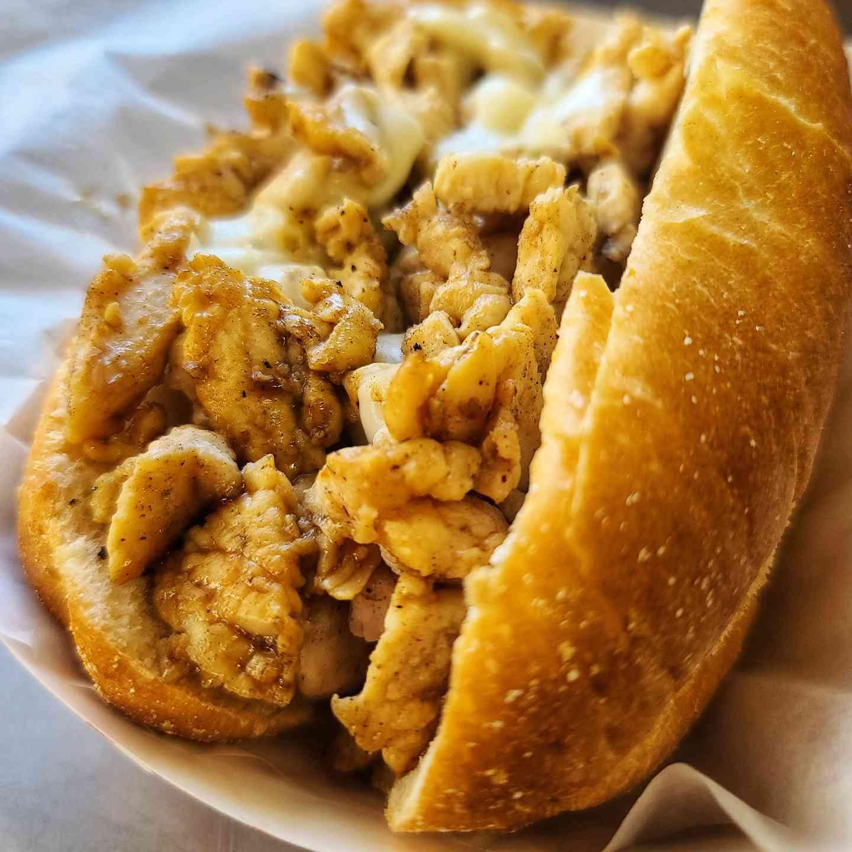 Chicken Philly
