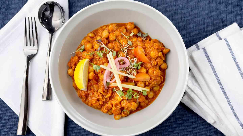 Amritsari Chole (Chickpea Curry)