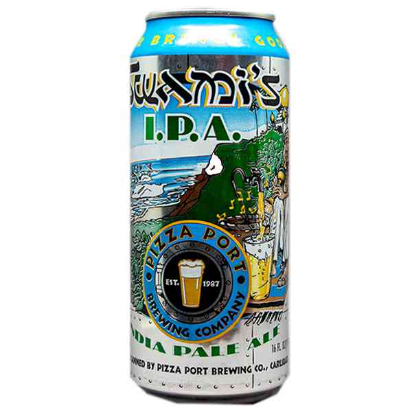 Pizza Port Swamis IPA (16oz. Can)