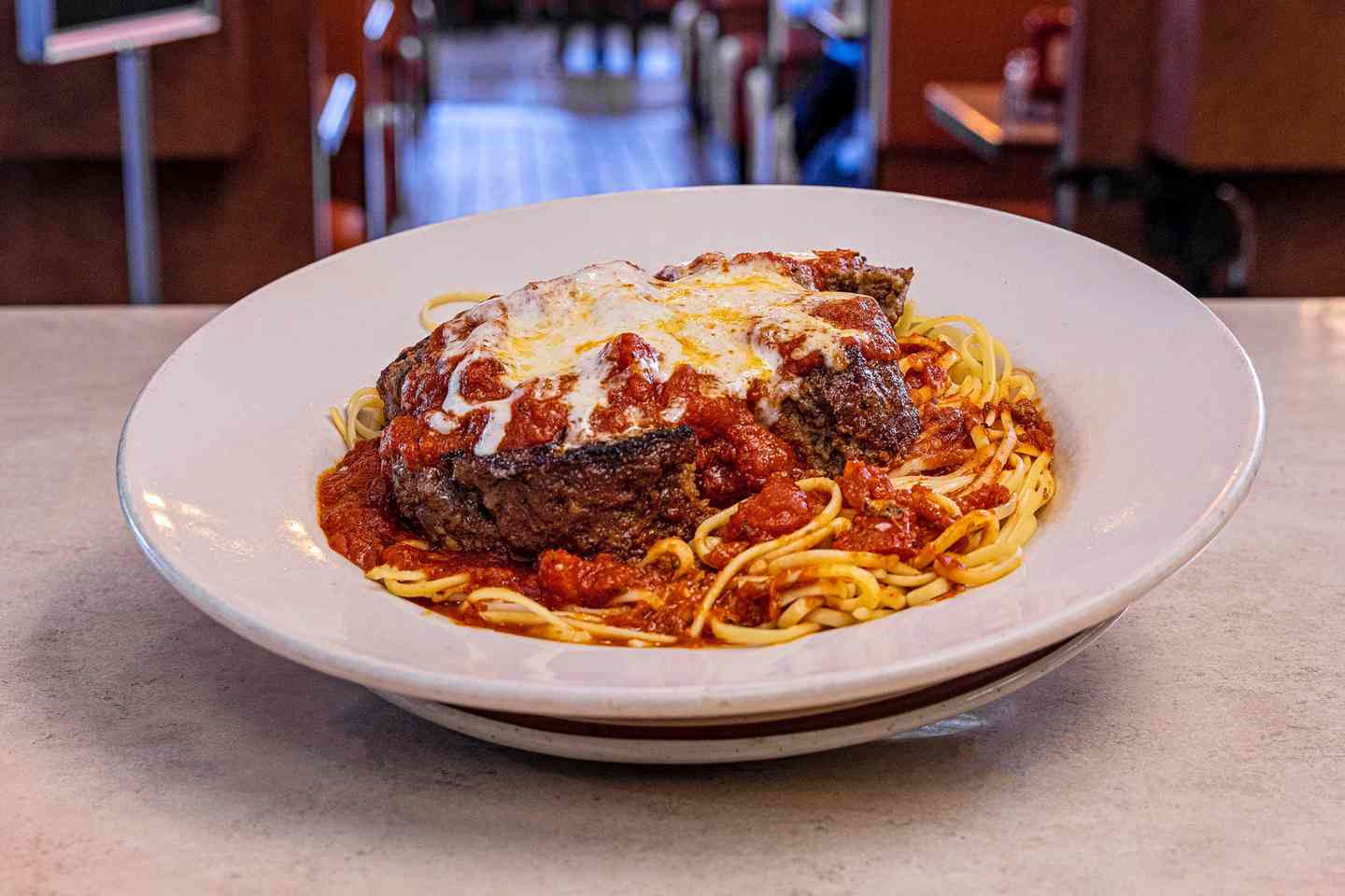 "Meatloaf ""Italiano"""