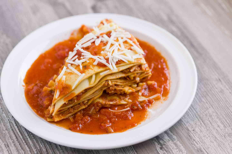 Vegan Lasagna Combo