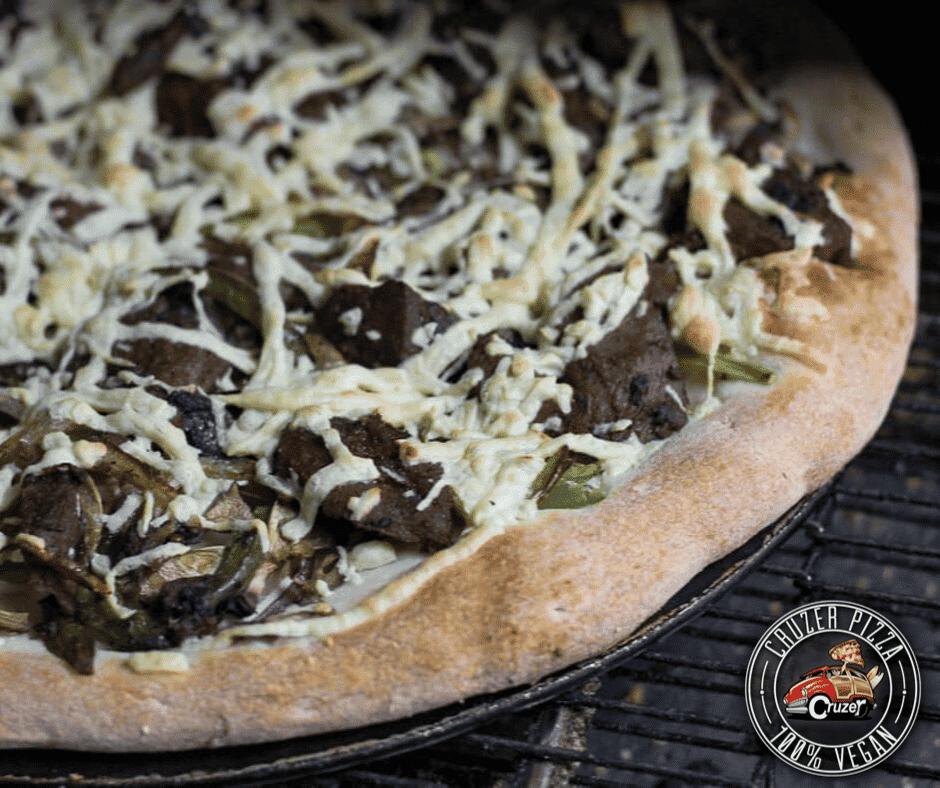 "12"" Phillysteak Pizza"