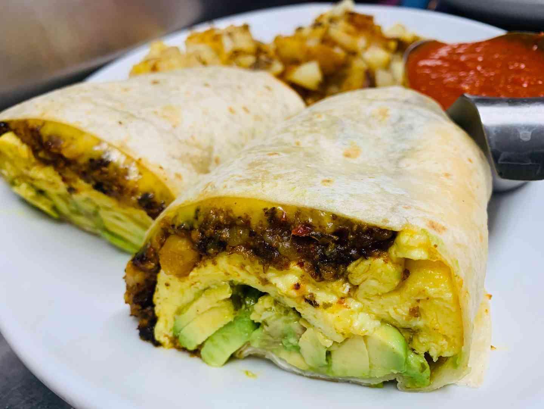 The Mexican Burrito